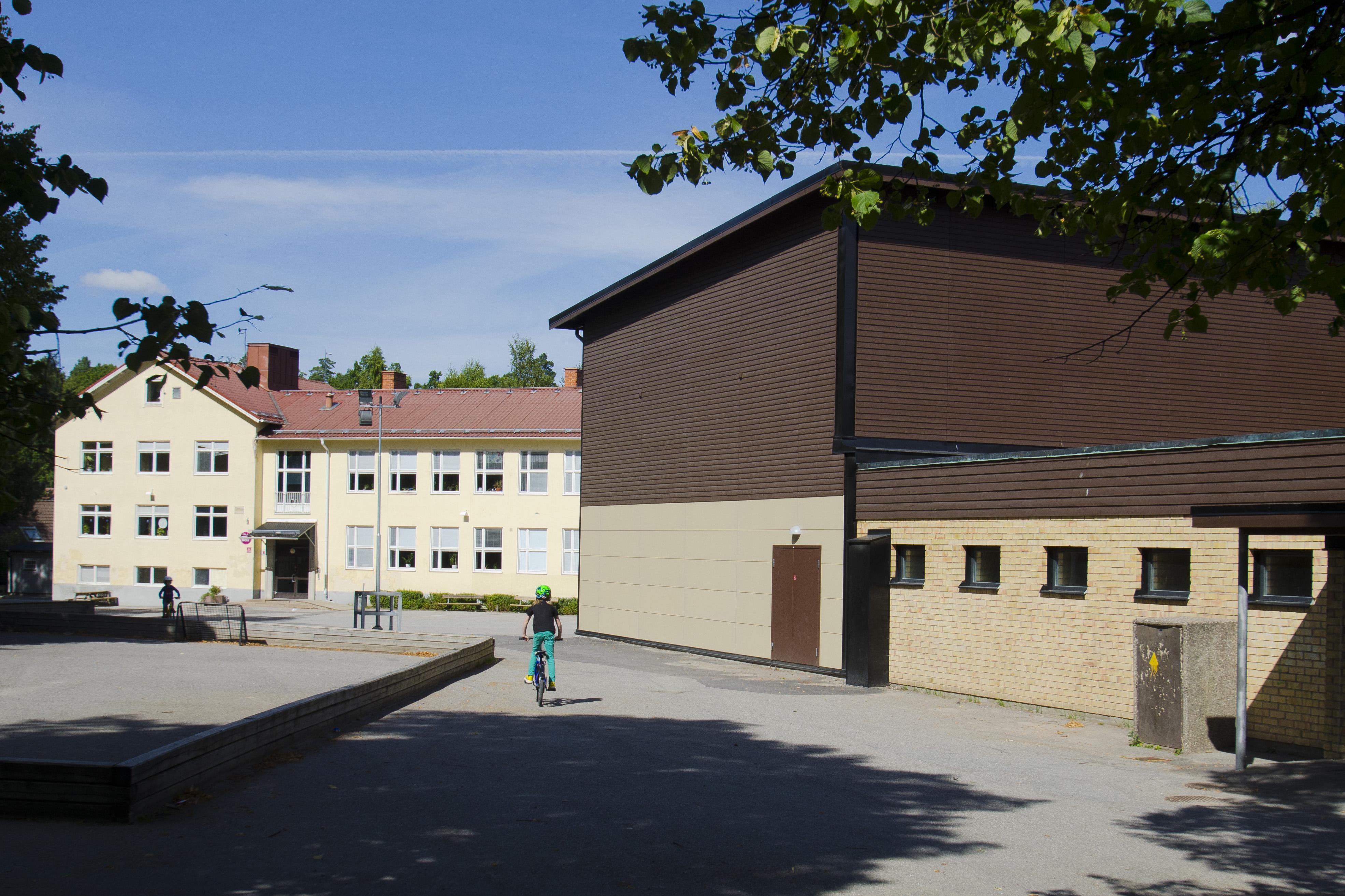 Eklidsskolans sporthall