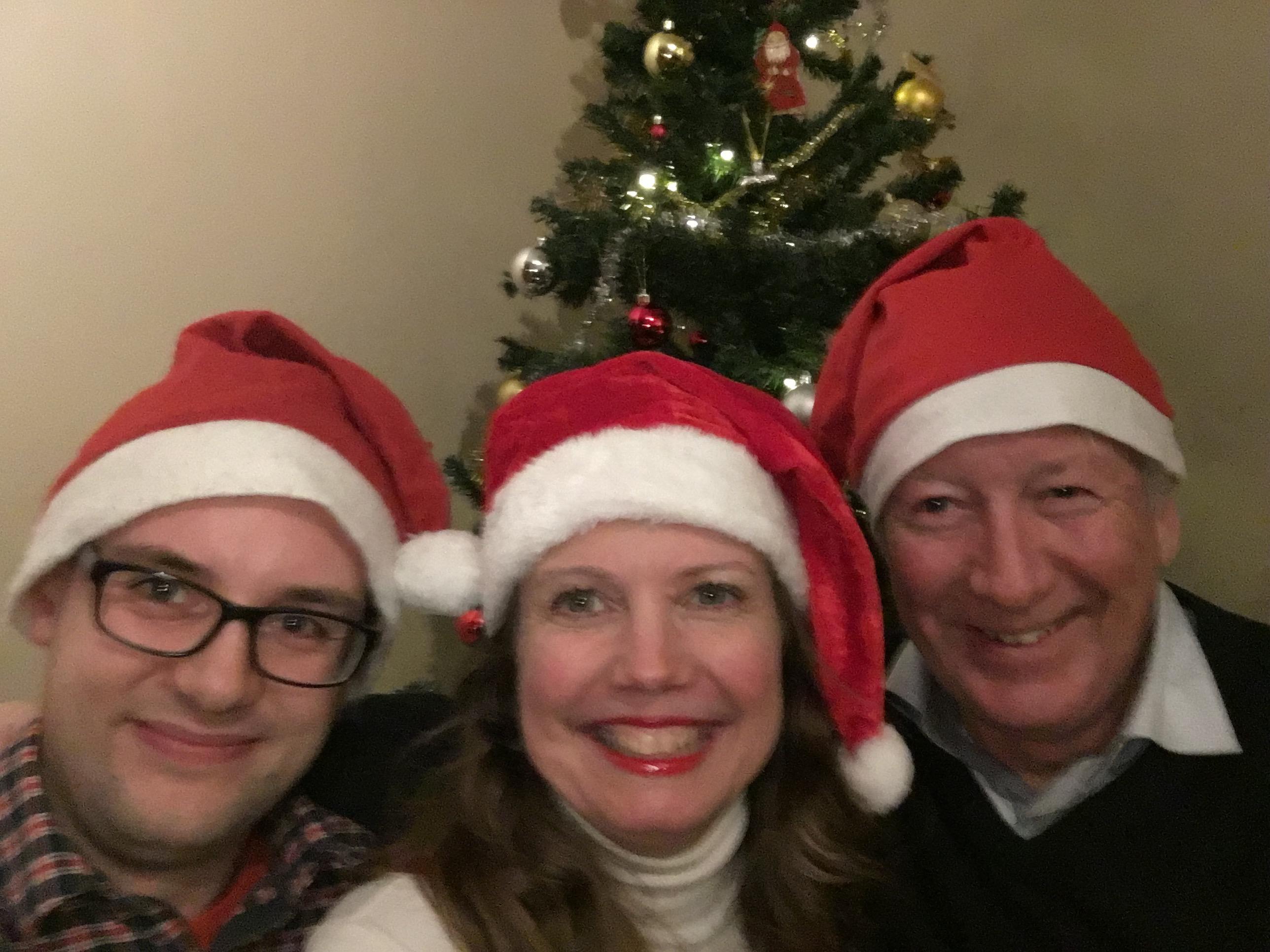 God Jul och Gott Nytt År önskar Tullingepartiet